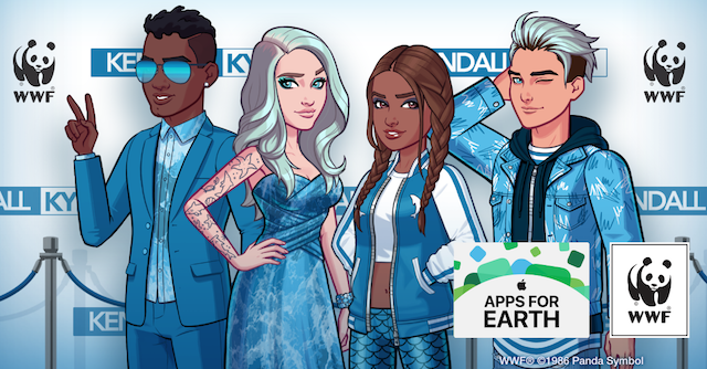 kendall-kylie-apps-for-earth