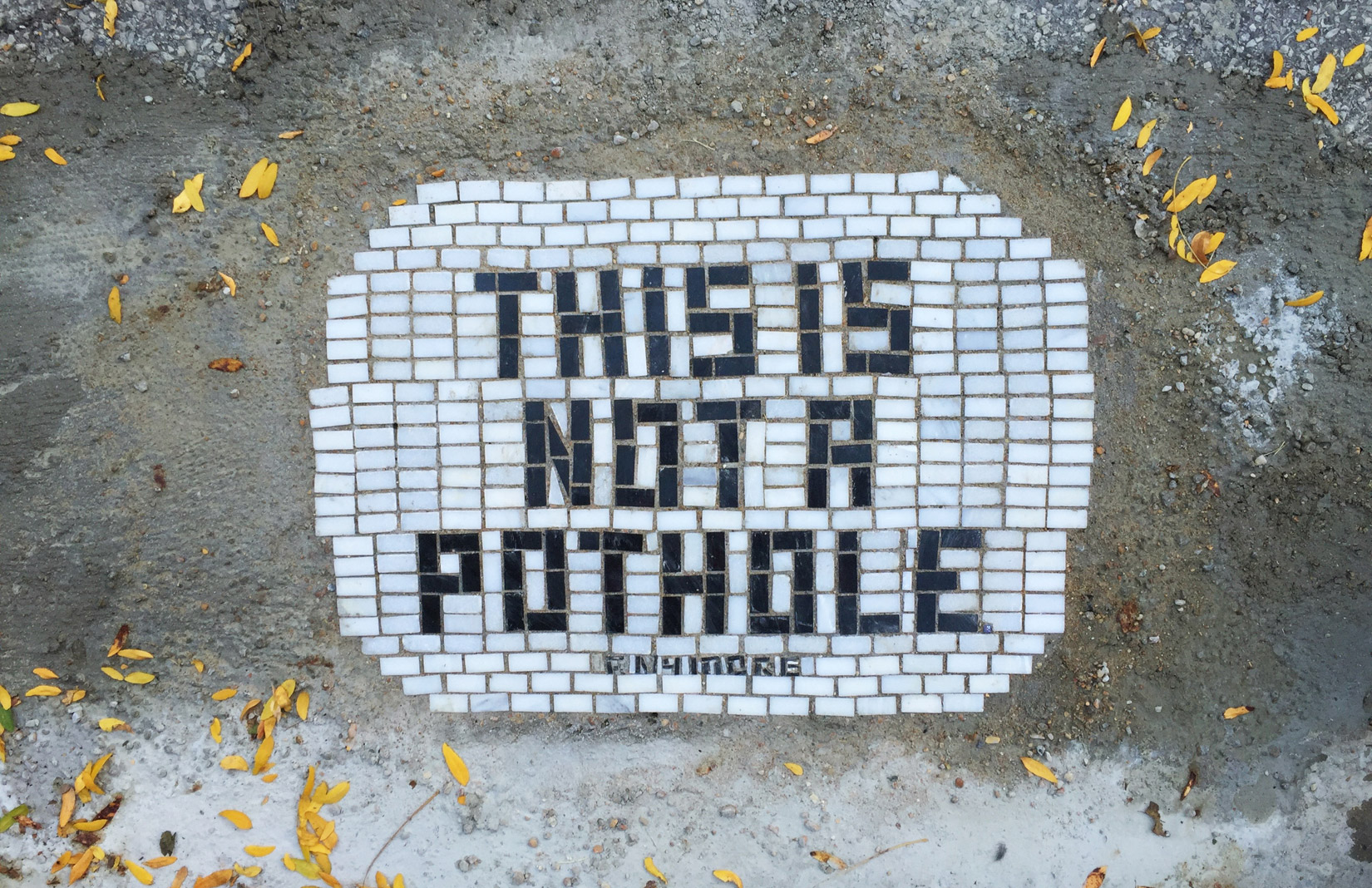 slogan-pothole-mosaic-by-jim-bachelor