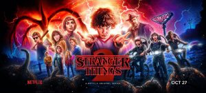 El marketing de Stranger Things 2 del revés