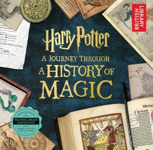 La exposición de Harry Potter de la British Library llega a Google Arts & Culture 🔮